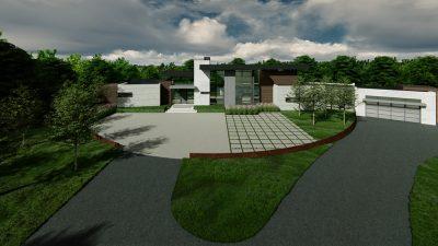 Michigan Modern Residential Architect