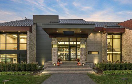 Michigan Contemporary Architect
